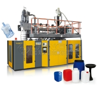 Automatic Extrusion Blow Molding Machine for 5 gallon PC Bottle