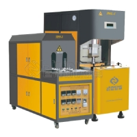 Edible oil bottle blow molding machine
