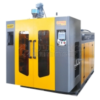 Extrusion Blow Molding Machine with liquid level line 5L