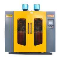 Extrusion Blow Molding Machine 5L 2 Stations