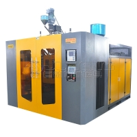 Extrusion Blow Molding Machine with liquid level line 12L