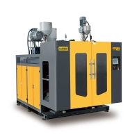 Three layer High Obstruct Compound bottle blow molding machine