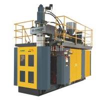 Automatic Extrusion Blow Molding Machine 1